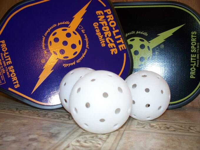 Pickleball Paddles at AllAboutPickleball.com